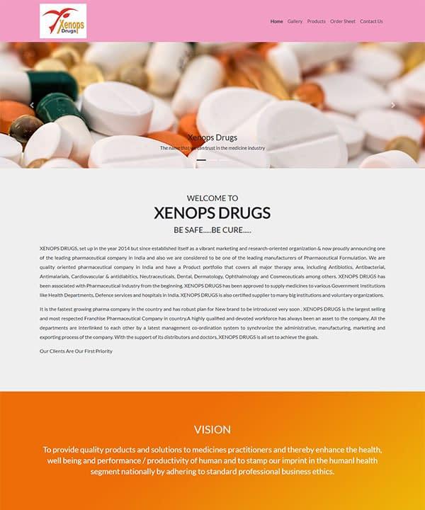 xenopsdrugs